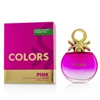 Benetton Colors Pink EDT Spray