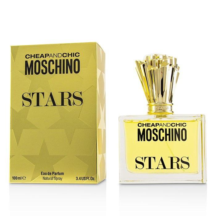 Moschino Cheap Chic Stars Edp Spray 100ml Womens Perfume