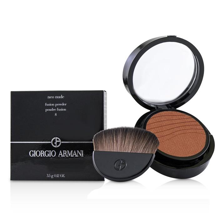 Giorgio Armani Neo Nude Fusion Powder - # 6.5 | The Beauty