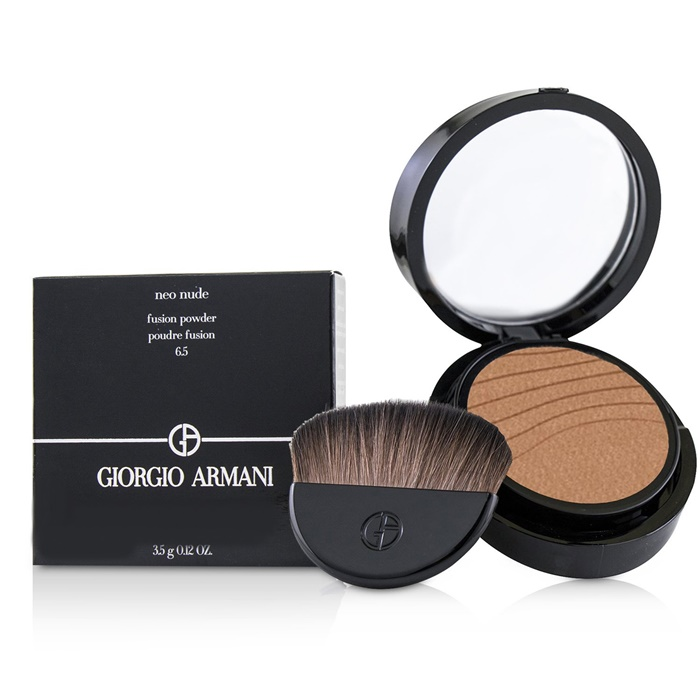Giorgio Armani Neo Nude Fusion Powder 3.5g 0.12Oz Shade 8