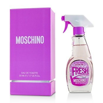 Moschino Pink Fresh Couture EDT Spray