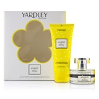 Yardley London Daisy Coffret: EDT Spray 50ml/1.7oz + Moisturising Body Lotion 200ml/6.8oz