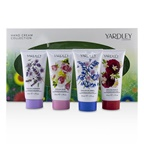 Yardley London Hand Cream Collection: English Lavender + English Rose + English Dahlia + English Blubell