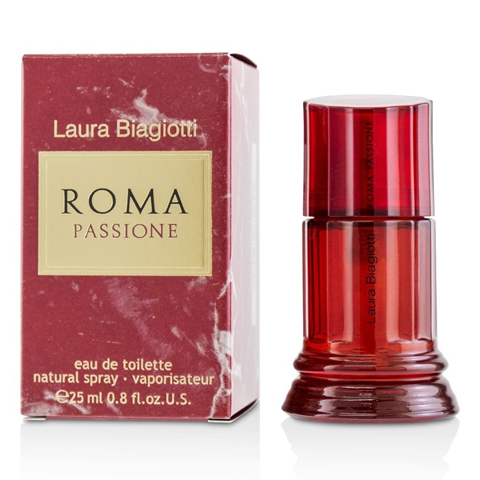 Laura Biagiotti Roma Passione EDT Spray