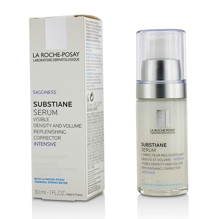 La Roche Posay Substiane Serum For Mature & Sensitive Skin 30ml/1oz Daily Essential Moisturizer with Jojoba and Aloe Vera - 4 oz. by Desert Essence (pack of 1)
