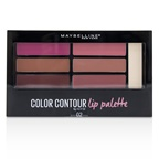 Maybelline Color Contour Lip Palette - # 02 Blushed Bombshell