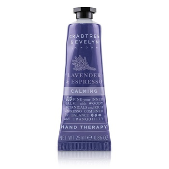 Crabtree & Evelyn Lavender & Espresso Calming Hand Therapy