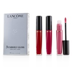 Lancome 3 L'absolu Gloss (#317 Sheer, #378 Matte, #132Cream)