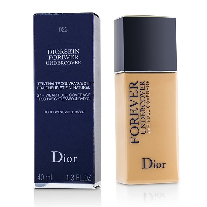7721263e85 Christian Dior Diorskin Forever Undercover 24H Wear Full Coverage Water  Based Foundation - # 023 Peach Makeup