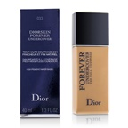 Christian Dior Diorskin Forever Undercover 24H Wear Full Coverage Water Based Foundation - # 033 Apricot Beige