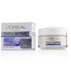 L'Oreal Triple Active Hydrating Night Cream 24H Hydration - For All Skin Types