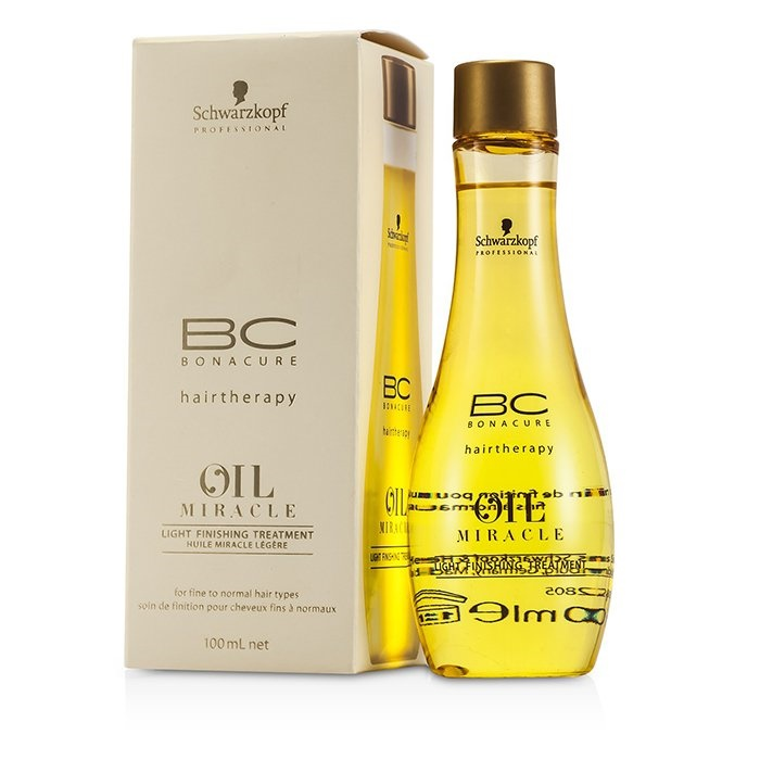 Schwarzkopf BC Oil Miracle Light Finishing Treatment (For Fine to Normal Hair)
