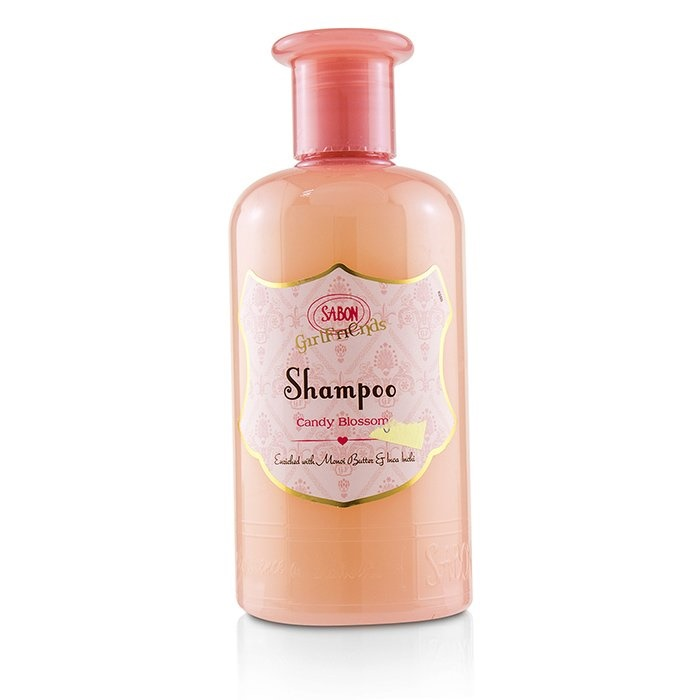 Sabon Girlfriends Collection Shampoo - Candy Blossom