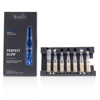 Babor Ampoule Concentrates Hydration Perfect Glow (Radiance + Moisture)