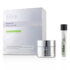 Babor Doctor Babor Purity Cellular SOS De-Blemish Kit: De-Blemish Cream 50ml/1.7oz + De-Blemish Powder 5g/0.16oz