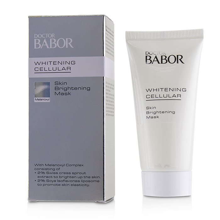 Babor Doctor Babor Whitening Cellular Skin Brightening Mask