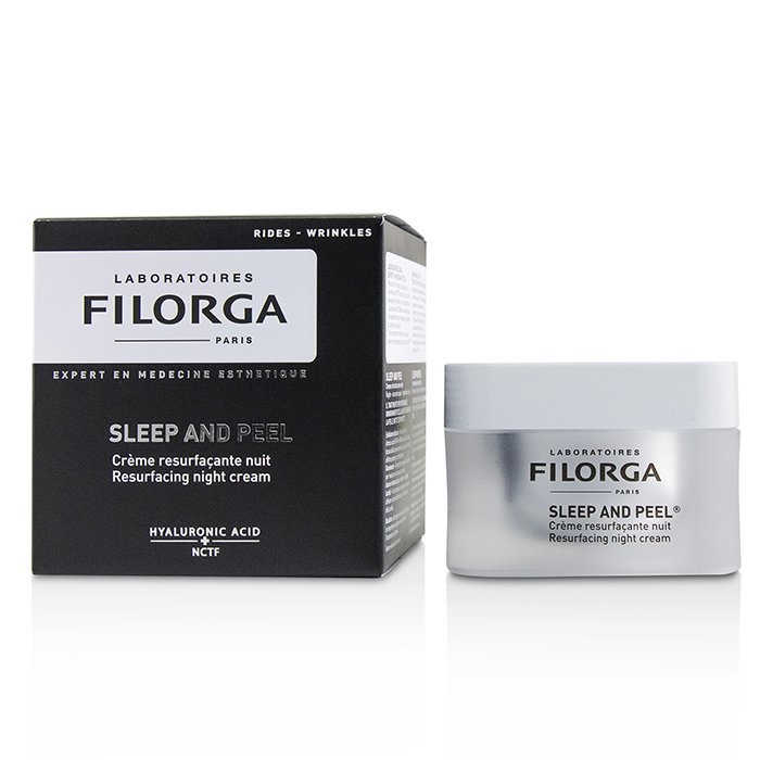 Filorga Sleep And Peel Resurfacing Night Cream (Packaging Slightly Damaged)