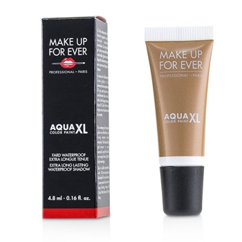 Make Up For Ever Aqua XL Color Paint Waterproof Shadow - # I-42 Iridescent Copper Gold