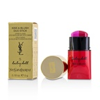Yves Saint Laurent Baby Doll Kiss & Blush Duo Stick - # 5 From Darling To Hottie