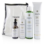 Philip B Four Step Hair & Scalp Treatment Set - # Classic formula (All Hair Types)