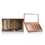 Urban Decay Naked Petite Heat Palette : 5x Eyeshadow, 1x Highlighter