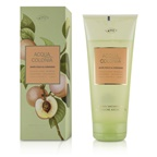 4711 Acqua Colonia White Peach & Coriander Aroma Shower Gel