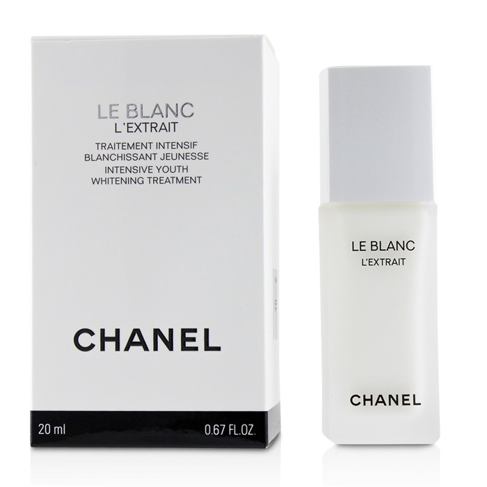 Chanel Le Blanc L'extrait Intensive Youth Whitening Treatment