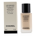 Chanel Les Beiges Healthy Glow Foundation SPF 25 - No. 12 Rose