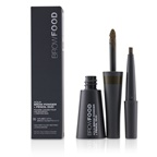 LashFood BrowFood Aqua Brow Powder + Pencil Duo - # Brunette