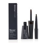 LashFood BrowFood Aqua Brow Powder + Pencil Duo - # Dark Brunette
