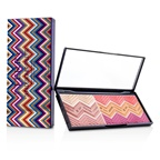 By Terry Sun Designer Palette Sunkiss Powders (Bronzer / Blush / Highlighter) - # 5 Happy Chic