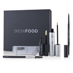 LashFood BrowFood Brow Transformation System - # Brunette (Light/Medium)