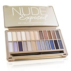 BYS Eyeshadow Palette (24x Eyeshadow, 2x Applicator) - Nude Exposed