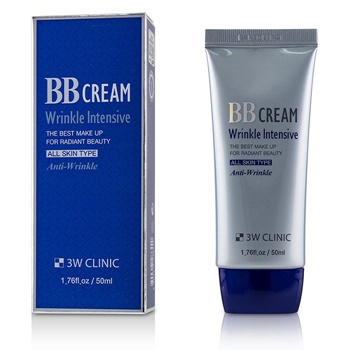 3W Clinic Wrinkle Intensive BB Cream