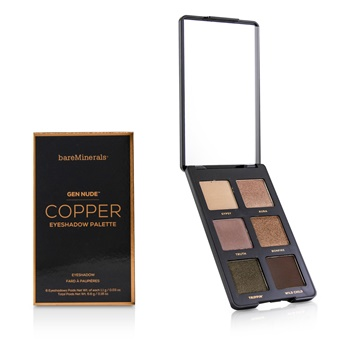 BareMinerals Gen Nude Eye Shadow Palette  - # Copper