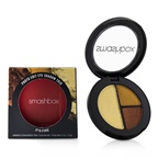 Smashbox Photo Edit Eye Shadow Trio - # It's Fire (Pushup Bronze, Sizzle Reel, Pixel Dust)