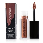 Smashbox Always On Metallic Matte Lipstick - Rust Fund (Pink Copper With Copper Pearl)