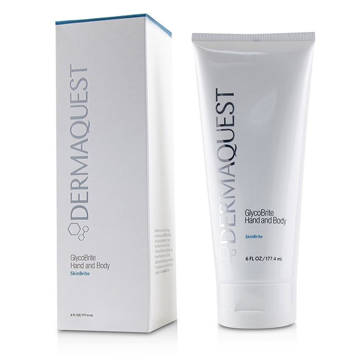 DermaQuest SkinBrite GlycoBrite Hand And Body Lotion