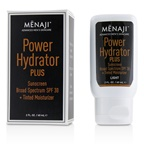 Menaji Power Hydrator Plus Sunscreen Broad Spectrum SPF 30 + Tinted Moisturizer (Light)