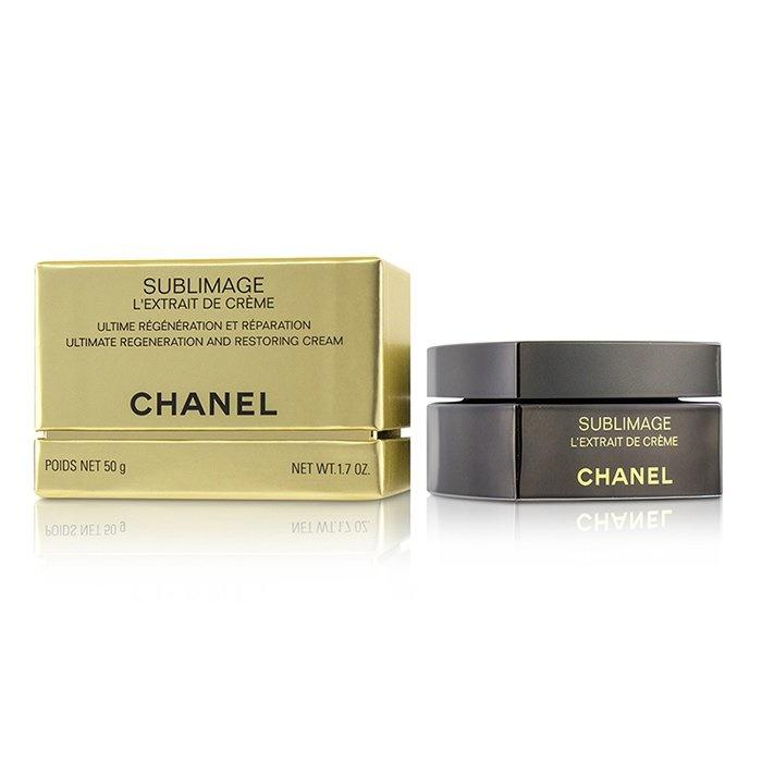 �ล�าร���หารู��า�สำหรั� Chanel Sublimage L'Extrait de Creme