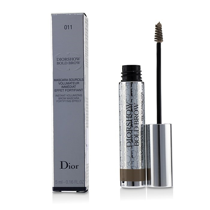 Christian Dior Diorshow Bold Brow Instant Volumizing Brow Mascara  - # 011 Light