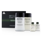 3W Clinic Homme Classic Moisturizing Freshness Essential Skincare Set: Essential Skin 150ml+30ml + Essential Lotion 150ml+30ml