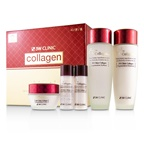3W Clinic 3W Clinic Collagen Skincare Set: Softener 150ml + Emulsion 150ml + Cream 60ml + Softener 30ml + Emulsion 30ml