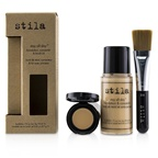 Stila Stay All Day Foundation, Concealer & Brush Kit - # 2 Fair
