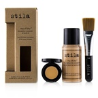 Stila Stay All Day Foundation, Concealer & Brush Kit - # 3 Light