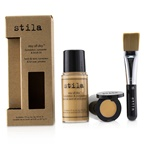 Stila Stay All Day Foundation, Concealer & Brush Kit - # 9 Medium