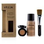 Stila Stay All Day Foundation, Concealer & Brush Kit - # 4 Beige