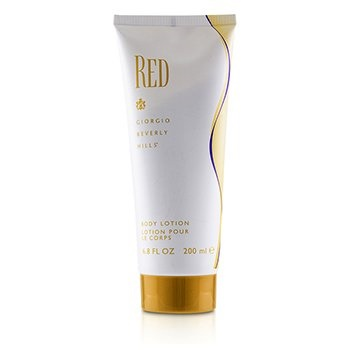 Giorgio Beverly Hills Red Body Lotion