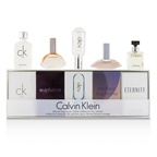 Calvin Klein Miniature Coffret: CK One EDT 10ml/0.33oz + Euphoria EDP 4ml/0.13oz + CK2 EDT Spray 10ml/0.33oz + Endless Euphoria EDP 5ml/0.17oz + Eternity EDP 5ml/0.17oz