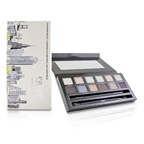 Cargo The Essentials Eyeshadow Palette (12x Eyeshadow, 1x Eye Liner Pencil, 1x Dual Ended Brush)